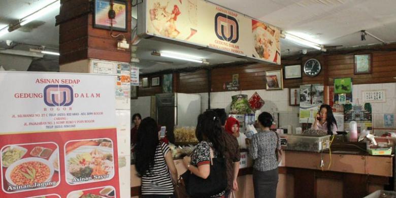 wisata kuliner khas bogor - asinan bogor