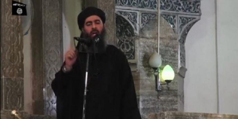 ISIS Keluarkan Rekaman Suara Baghdadi