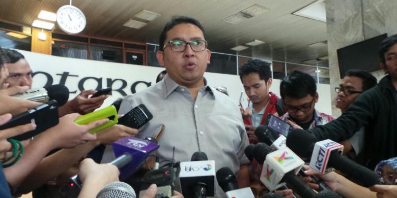 Fadli Zon: Jangan Pilih karena Blusukan-nya, Nanti Tertipu Lagi