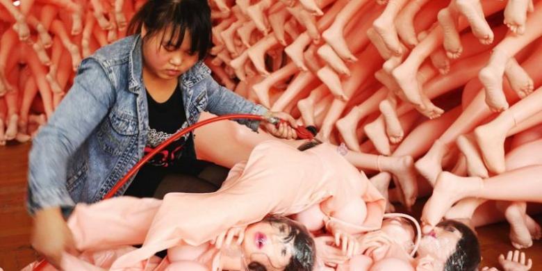 sek vietnam sex real doll