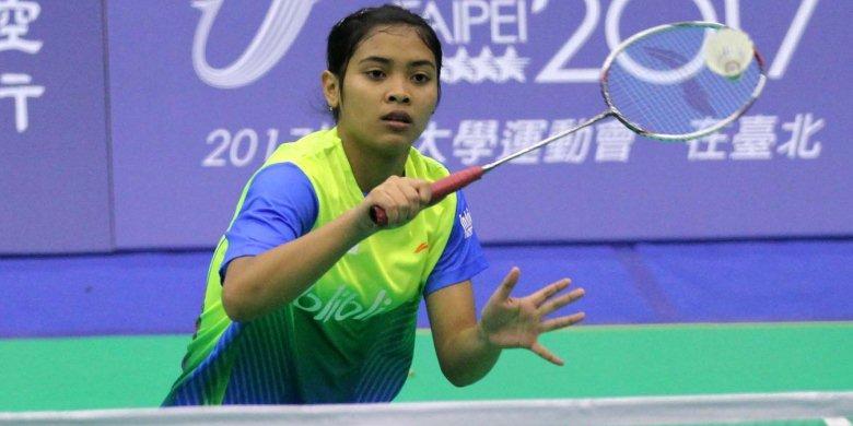 Gregoria Bawa Indonesia Ungguli Korea