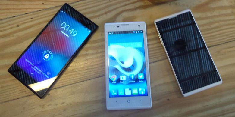ZTE Boyong Trio Android Blade ke Indonesia
