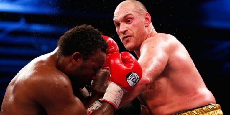 Tyson Fury Bantah Positif Doping