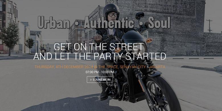 Perkiraan Harga Harley-Davidson Street 500