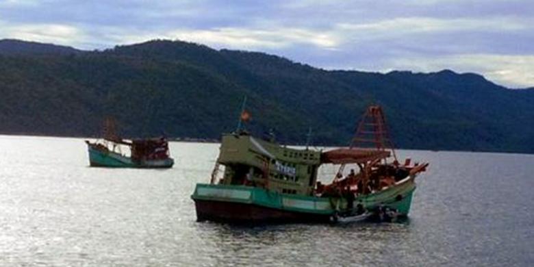 Menteri Susi: Vietnam Minta Perlindungan Indonesia untuk 1.928 Kapal Nelayan