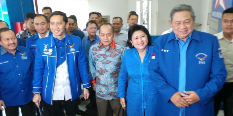SBY: Partai Lain Banyak Juga yang Korupsi