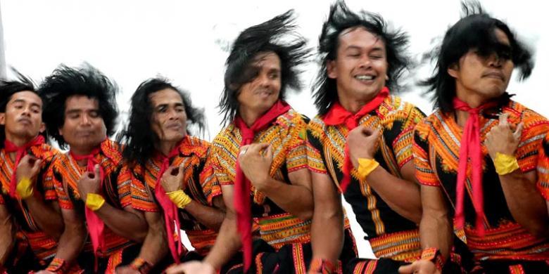 10.001 Orang Akan Tampilkan Tari Saman Di Gayo Lues, Aceh