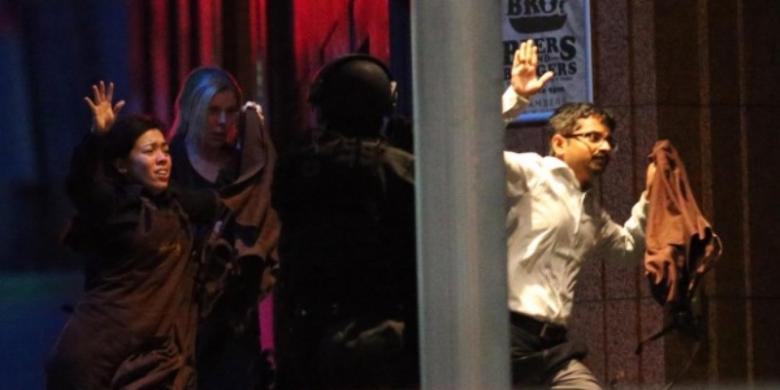 Berita terbaru: Polisi Australia Nyatakan Penyanderaan Sydney Telah Berakhir