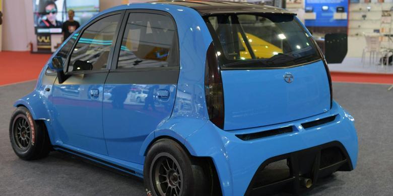 Ini Mobil Mini Kencang dari India