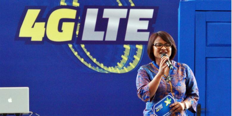 How Fast 4G LTE Besutan XL?