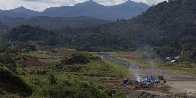 Tahun 2016, Pemerintah Fokus Membangun Kawasan Perbatasan Kalimantan