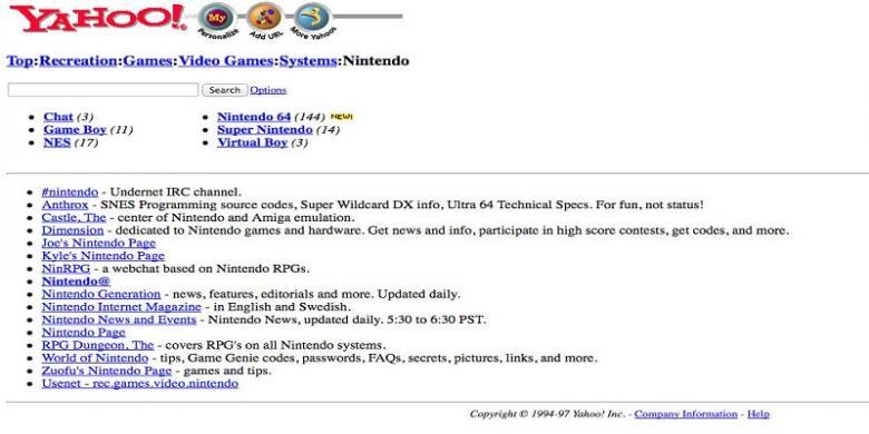 Layanan Awal Yahoo Ditutup