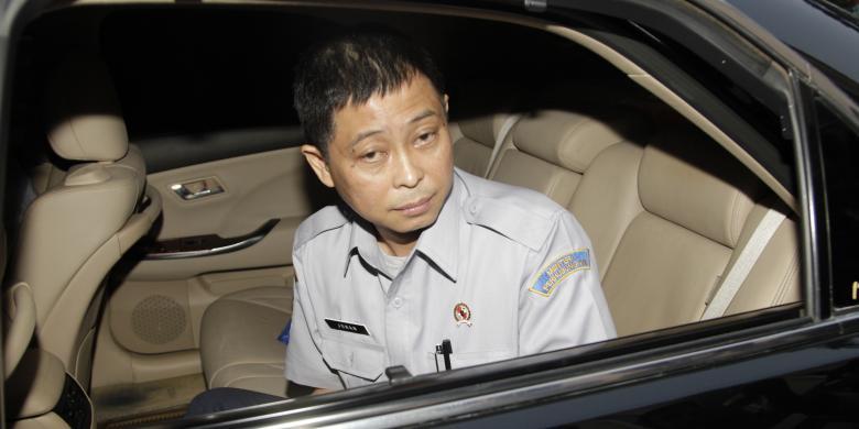 Seknas Jokowi: Mudah-mudahan Jonan Dilempar Telur Busuk! – Kompas.com