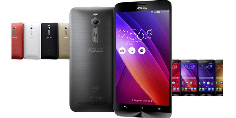 21 April Zenfone 2 Ponsel Android 5.0 4 Gb Ram IntelQuadCore 64Bit Masuk Indonesia