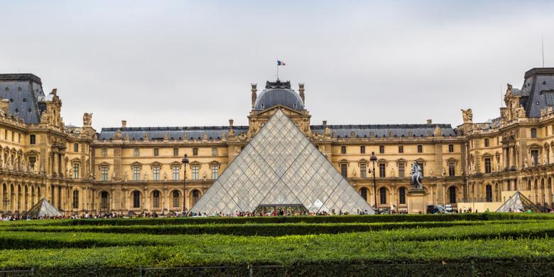 10 Museum Paling Banyak Dikunjungi Di Dunia