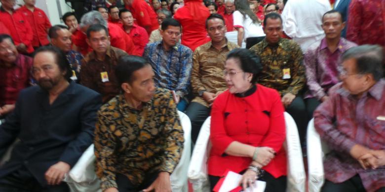 Intervensi PDI P Terhadap Jokowi Soal Pergantian Kapolri Dinilai Wajar