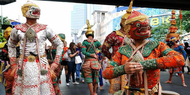 Menpar Thailand Sebut Turis China Bukan Pasar Utama, Mengapa?