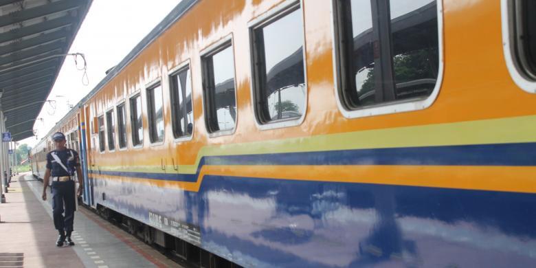 Tren Naik Kereta Api Meningkat Pesat Tiap Tahun