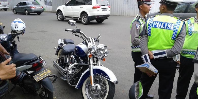 Polisi Sudah Tilang 6.509 Pelanggar di Operasi Patuh Jaya