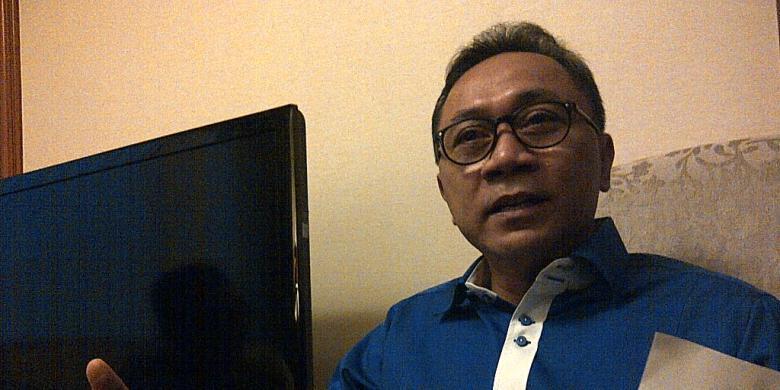 Zulkifli Hasan Disarankan Tidak Rangkap Jabatan