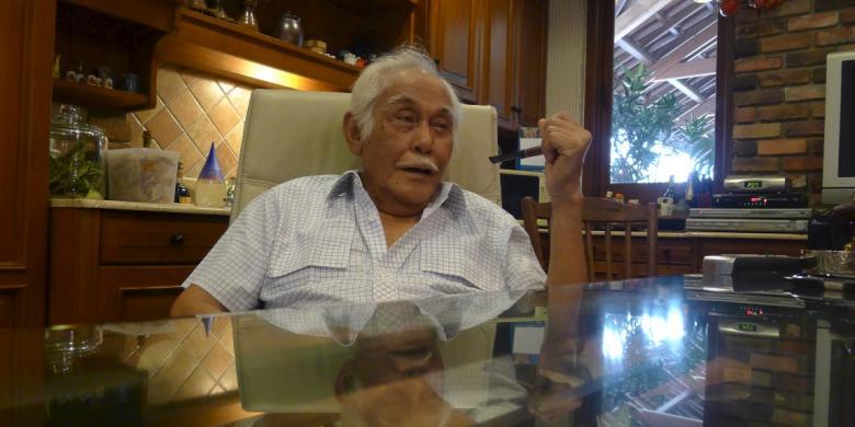 Bob Sadino, Beruntung Tak Sempat Kuliah ...
