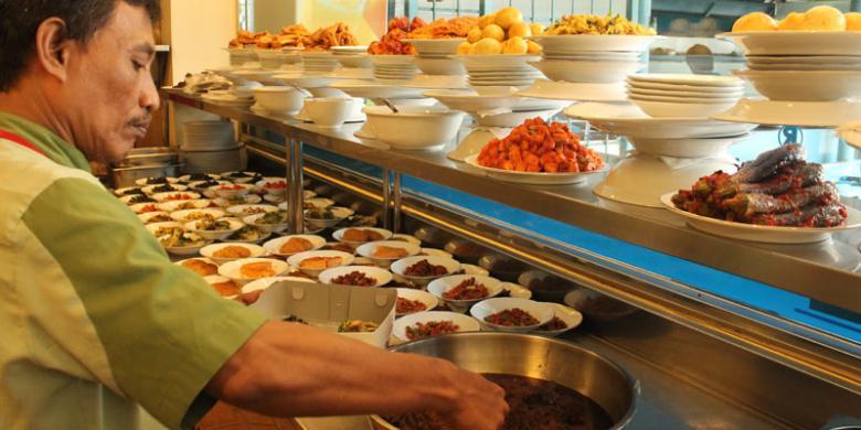 5 Jenis Masakan Padang Yang Digemari Turis Asing