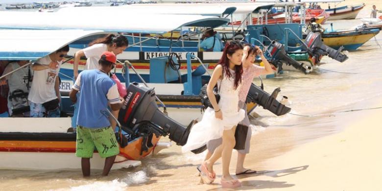 Indonesia-China Sepakat Tertibkan Pelaku Industri Pariwisata