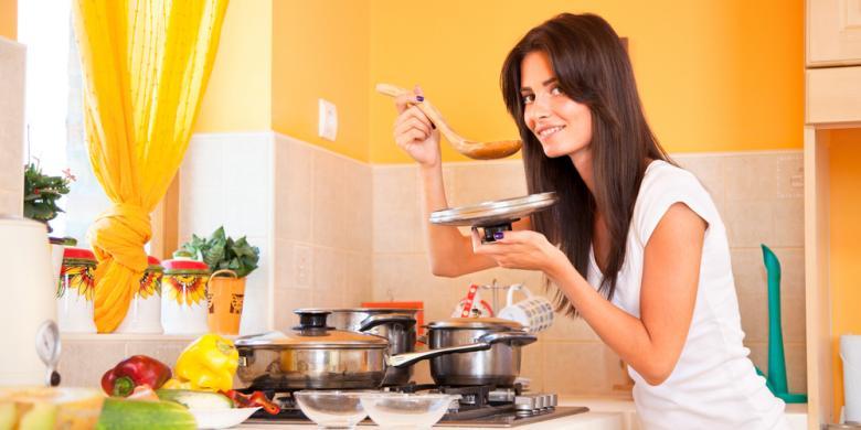 dapur anda sempit ini cara menyiasatinya