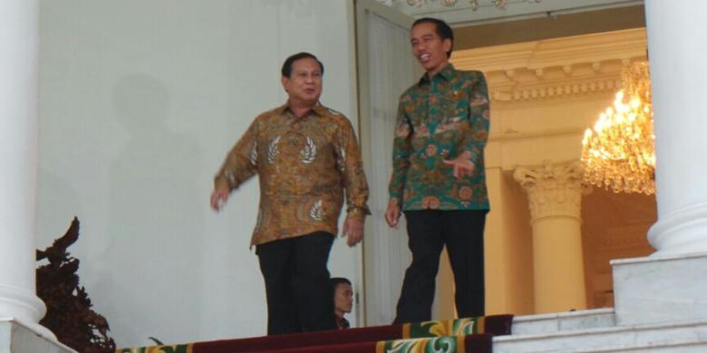 Prabowo Menambah
