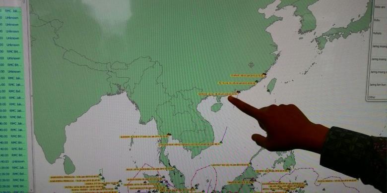 "Takut Ditenggelamkan, Empat Kapal ""Ngacir"" ke Taiwan dan Tiongkok"
