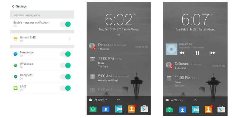 "Mencicipi ""Lockscreen"" Android Keren dari Microsoft"