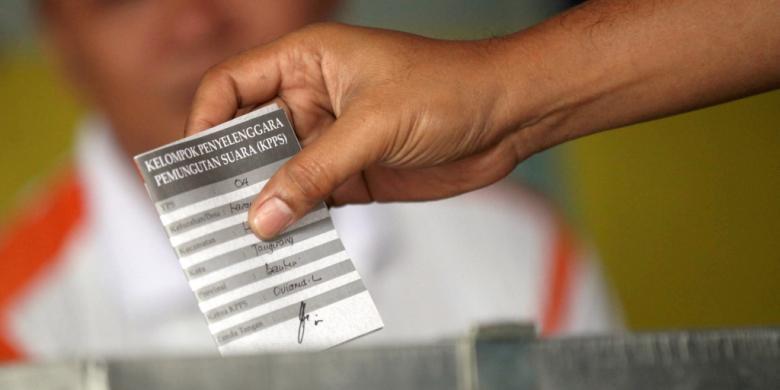 """Di RUU Penyelenggaraan Pemilu, Parpol """"Underdog"""" Tetap Berpeluang Usung Calon Kepala Daerah"""