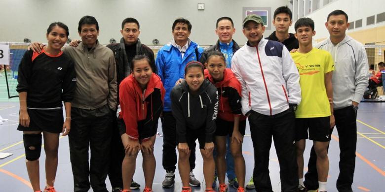 Pasukan Bulu Tangkis Indonesia Gelar Latihan Perdana di Jerman