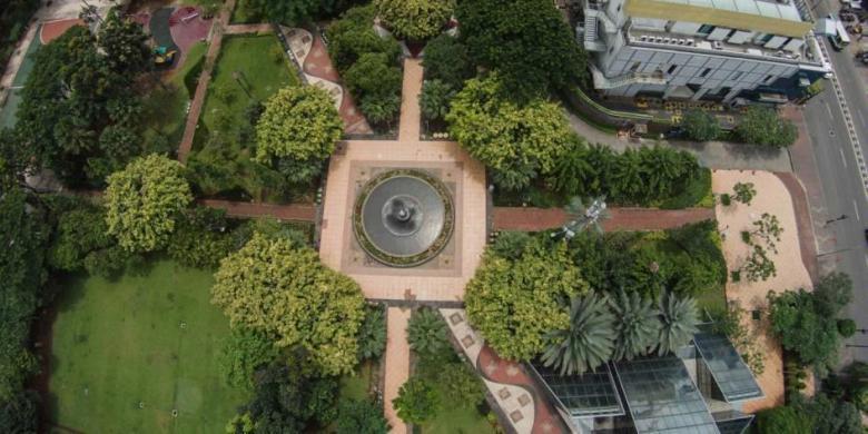 5 Taman Kota Untuk Santai Sore Di Jakarta