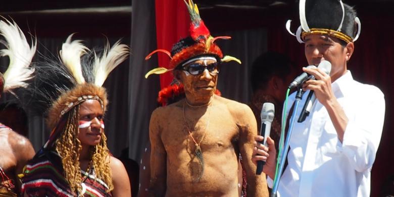 Kunjungan Jokowi dan Dialog Papua
