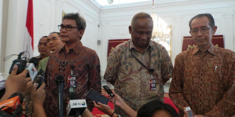 Peras Kepala Daerah, Pegawai KPK Gadungan Ditangkap di Senayan