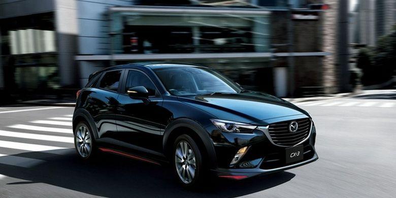 Mazda CX-3 Berstatus CBU Japan untuk Indonesia