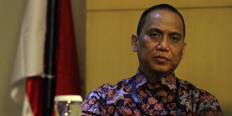 Cerita Indriyanto Diadang Paspampres Saat Akan Salaman dengan Jokowi