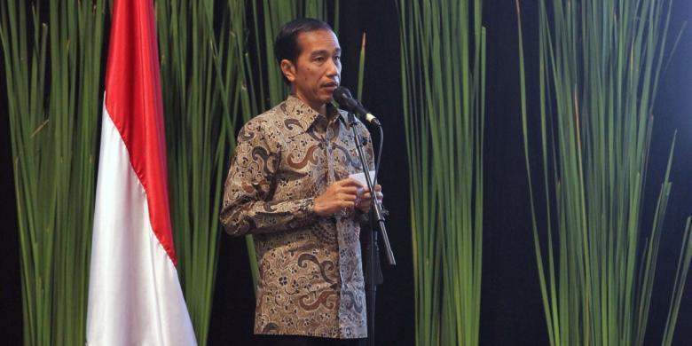 Jokowi: Isu Reshuffle, Tanya ke Pak JK