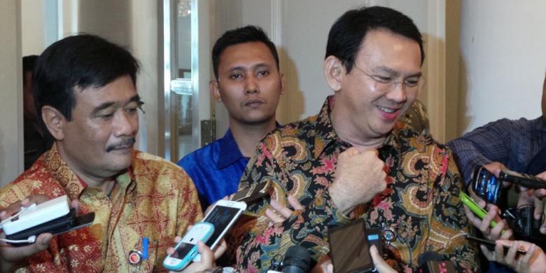 Reputasi Jakarta Buruk karena Pemimpinnya Berselisih