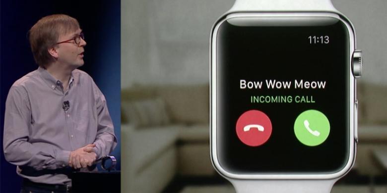 WOW Telah Resmi Apple Watch Ada 2 Ukuran Dan Bisa