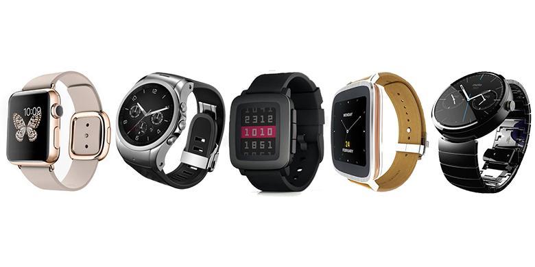 Perbandingan Apple Watch Dengan 3 Jam Pintar Android