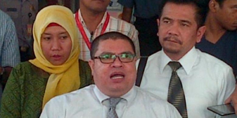 Pengacara Lulung dkk Dijebloskan ke Rutan Cipinang