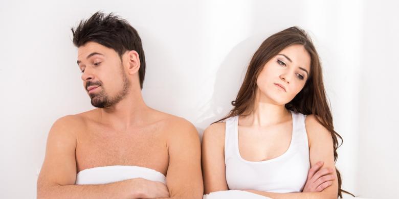 Sibuk Bekerja, Kehidupan Seksual Berantakan