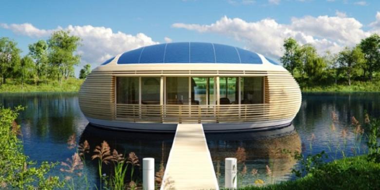 konsep rumah masa depan