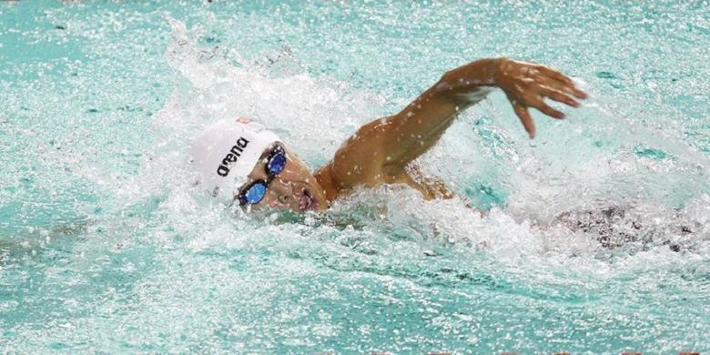 Atlet Renang Singapura Lolos Kualifikasi Olimpiade 2016