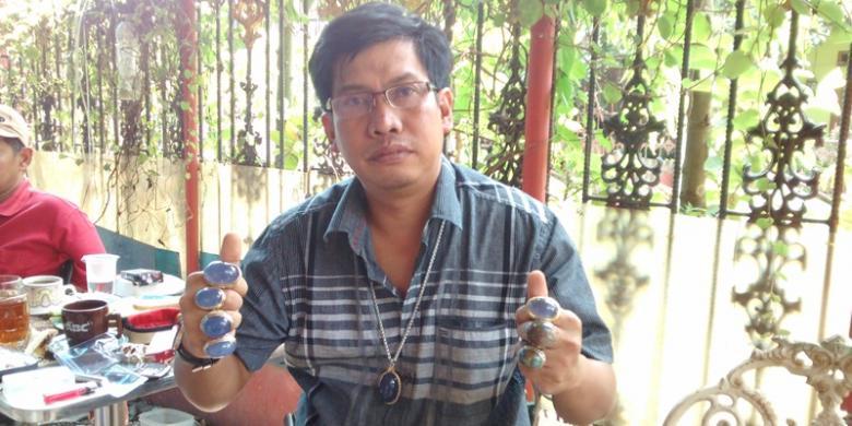 Baturaja Indonesia  city photos gallery : Akik Baturaja Biru Digemari Artis, Pejabat, sampai Jenderal TNI ...