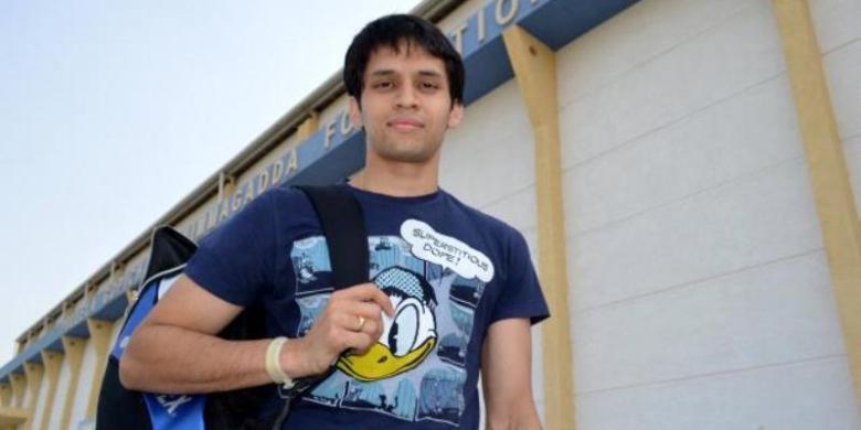 Parupalli Kashyap Yakin Bisa Juara di India Terbuka