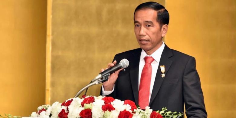 Jokowi Masuk 100 Tokoh Paling Berpengaruh 2015 Versi