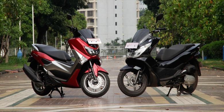 Honda Atau Yamaha